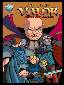 Valor...an Interview with Creator Mike Valle.