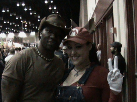 "Me and Mrs. Mario..""♫We got a Thing going on♫"" Don't Tell Mario!!!"